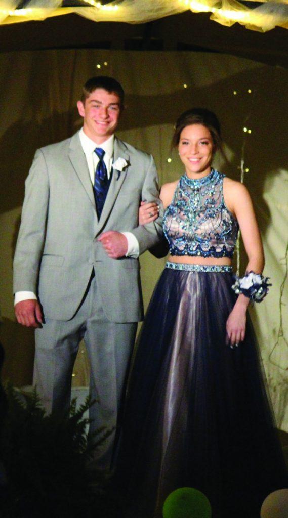 Parker Syverson & Veronica Spry