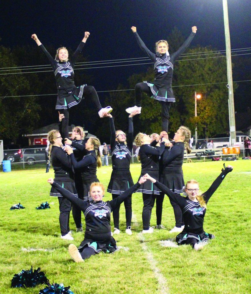 cheer team 2